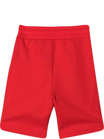 Givenchy Red Shorts