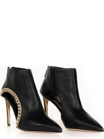 Ninalilou Love Ankle Boots With Zip