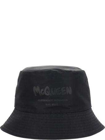 Alexander McQueen Bucket Hat