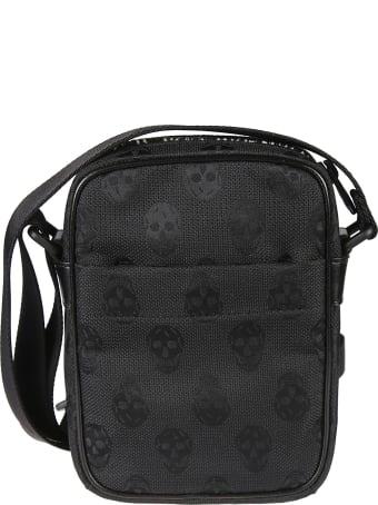 Alexander McQueen Skull Print Crossbody Bag