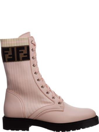 Fendi Ventus 7 Ankle Boots