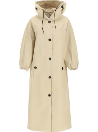 Prada Canvas Raincoat