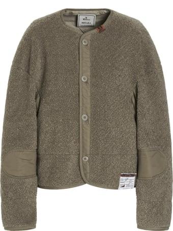 Mihara Yasuhiro 'wide Back Military' Jacket