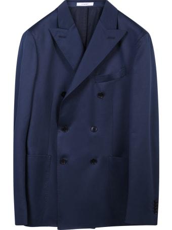 Boglioli Double-breasted Suit