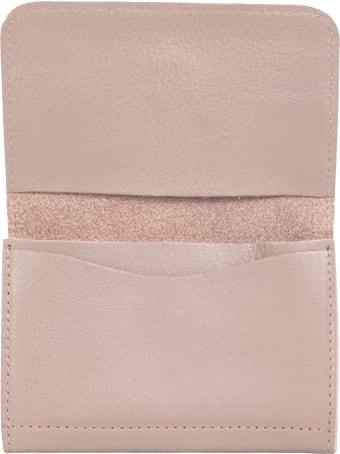 Il Bisonte Leather Card Holder