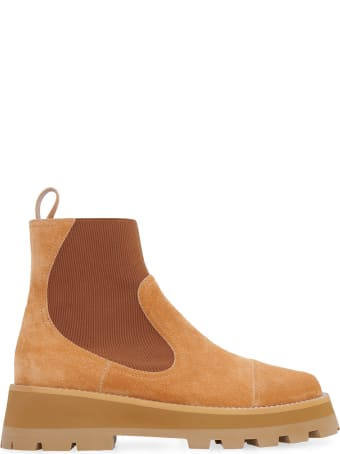 Jimmy Choo Clayton Suede Ankle Boots