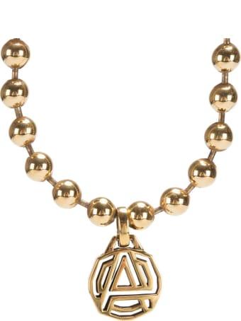 AMBUSH Emblem Charm Bracelet