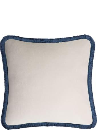 Lo Decor Happy Velvet Pillow