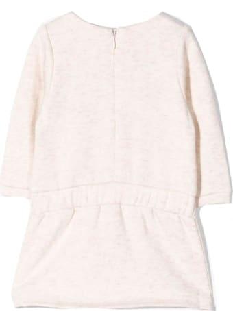 Chloé Beige Cotton Dress