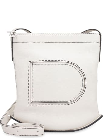 Delvaux Pin Daily Leather Bag