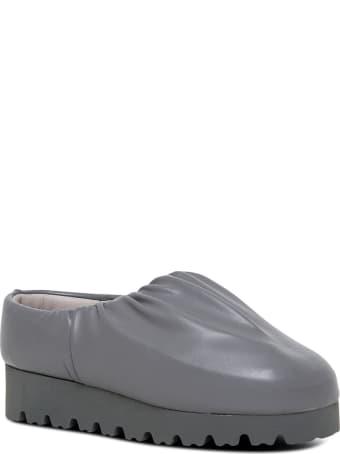 YUME YUME Nawa Vegan Leather Grey Mules