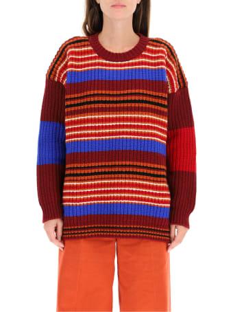 Colville Striped Sweater