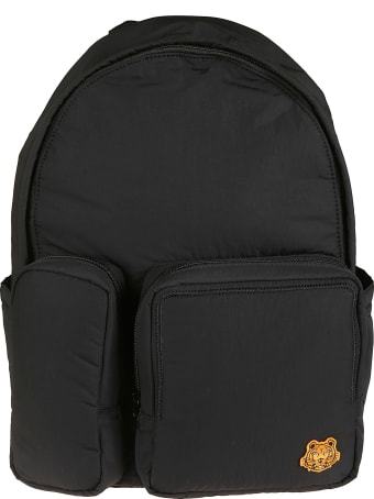Kenzo Tiger Patched Classic Backpack