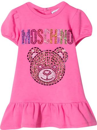 Moschino Pink Dress