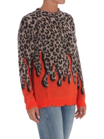 aniye by Maku Flame Sweater