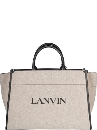 Lanvin Medium Cabas Tote