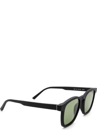 RETROSUPERFUTURE Retrosuperfuture Unico Black Matte Sunglasses