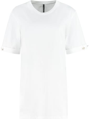 Mother Of Pearl Mintie Cotton T-shirt