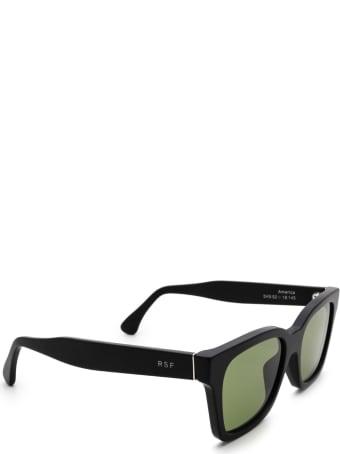 RETROSUPERFUTURE Retrosuperfuture America Black Matte Sunglasses