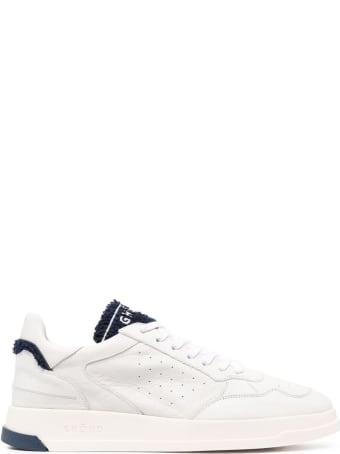 GHOUD Tweener Sneakers In White Leather