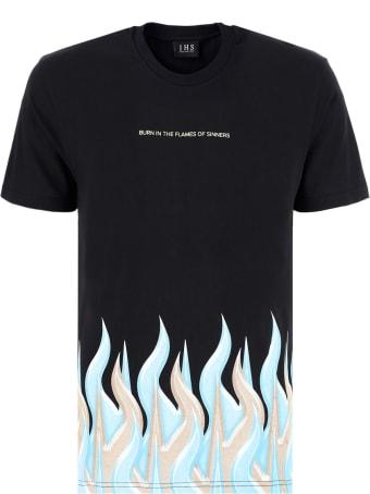 In Hoc Signo Vinces New Flames T-shirt