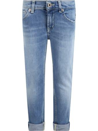 Dondup Light Blue ''george'' Jeans For Boy