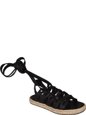 Giovanni Bedin Laced Sandals