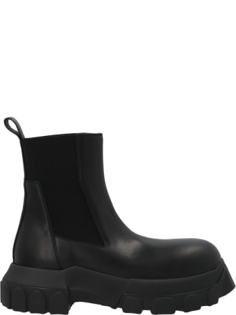 Rick Owens 'beatle Bozo Tractor' Shoes