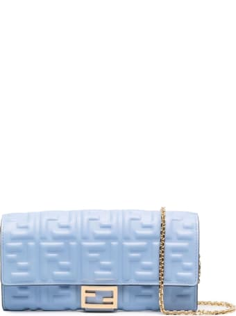 Fendi Baguette Chain Continental