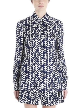 Prada 'pattern' Shirt