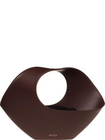 Neous Jupiter Mini Leather Oval Bag