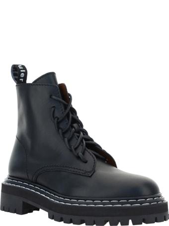 Proenza Schouler Combat Boots