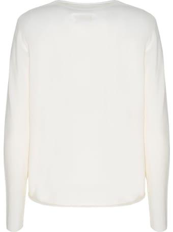 Labo.Art Winter White Wool Sweater