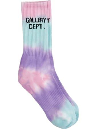 Gallery Dept. Socks In Multicolor Cotton