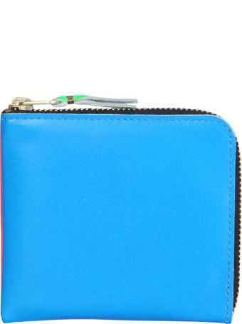 Comme des Garçons Wallet Leather Wallet