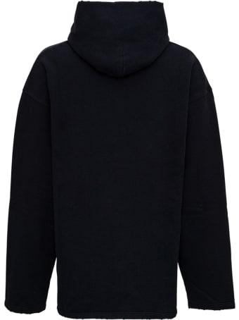 Balenciaga Free Black Jersey Hoodie