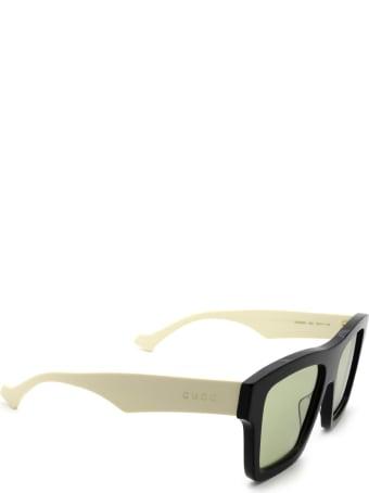 Gucci Gucci Gg0962s Black Sunglasses