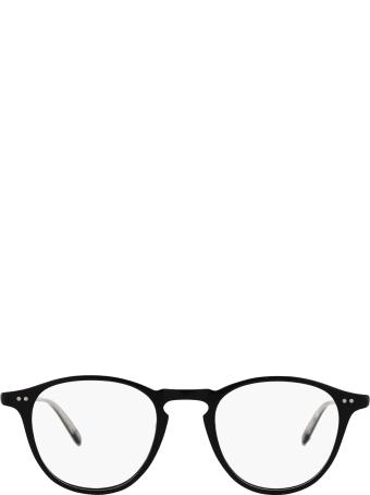 Garrett Leight Garrett Leight Hampton Black Glasses