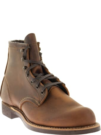 Red Wing 3343 Blacksmith - Lace-up Boot