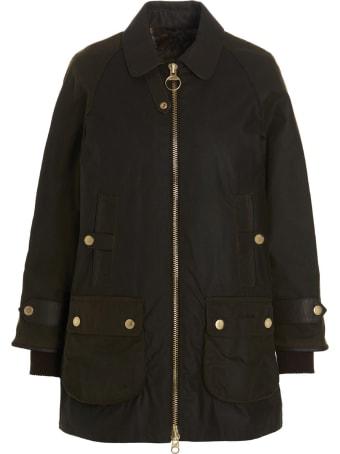 Barbour 'nordwood Wax' Coat