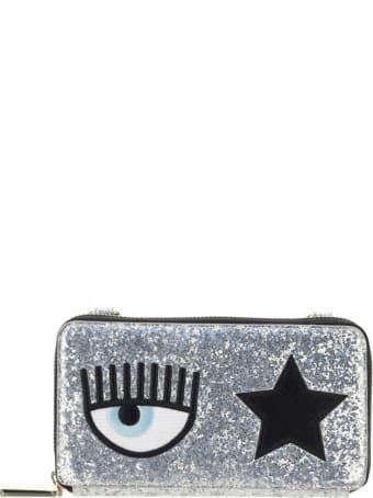 Chiara Ferragni Eyestar Chain Wallet