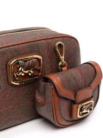 Etro Pegaso Arnica Camera Bag