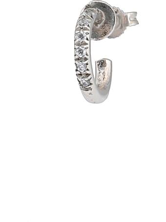 Angostura Earring With Diamond