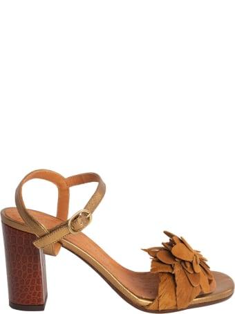 Chie Mihara Balita Sandal In Suede