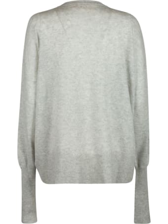 Maison Flaneur Loose Fit Plain Sweater