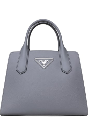 Prada Prada Grey Handbag