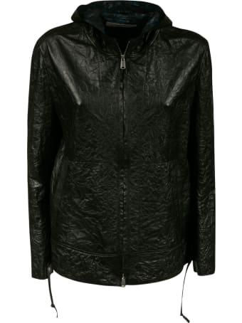 Sylvie Schimmel Crumpled Effect Zip Jacket