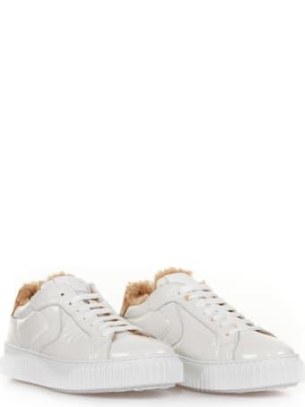 Voile Blanche Sneakers Lipari Pump Fur