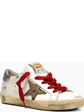 Golden Goose Deluxe Brand Super Star Classic Sneakers Gyf00101 F002017