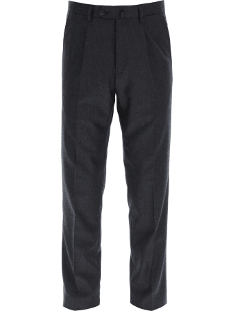 Caruso Superfine Wool Trousers